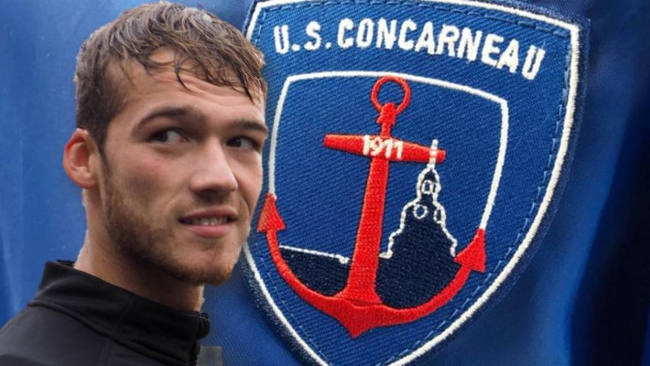 Football. National: Escale à Concarneau pour Maxime Etuin