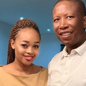 Why is Julius malema not showing off his beautiful wife ? OPINION