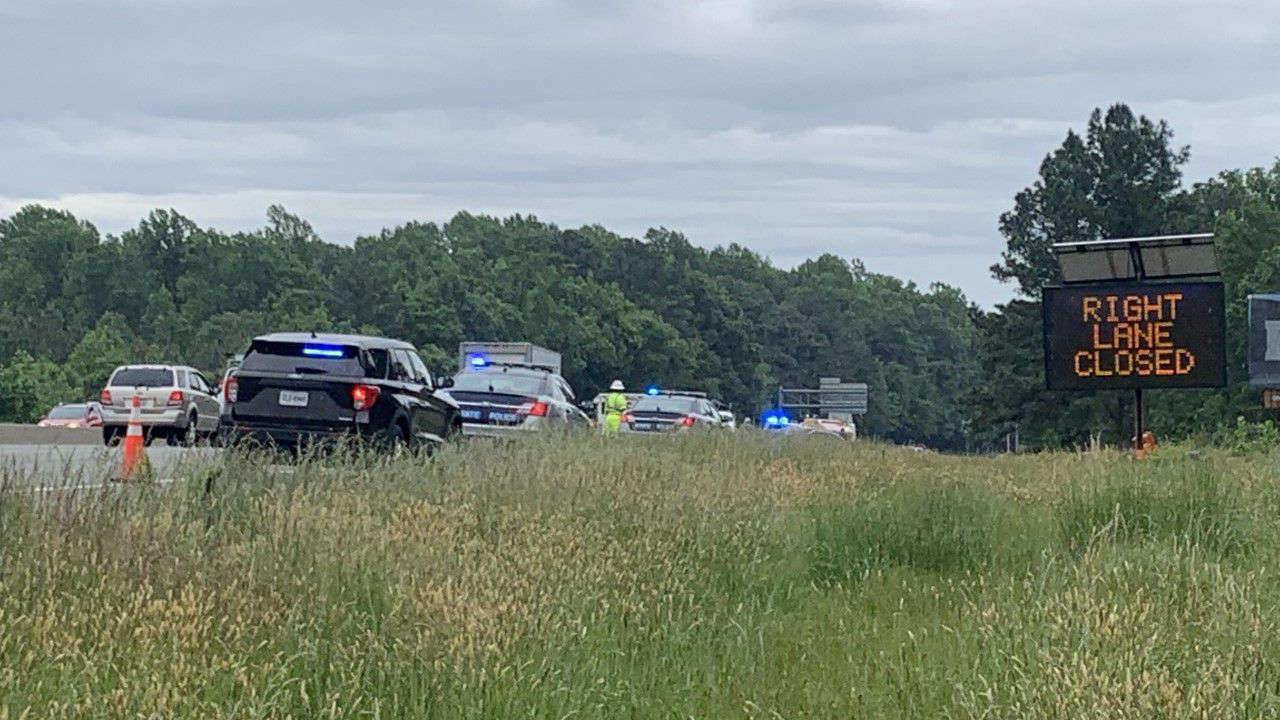 Police: Driver fatally shoots self after Henrico shooting, interstate crash