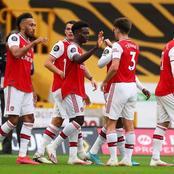 Injury Blow To Arsenal As Star Man Suffers Thigh Injury