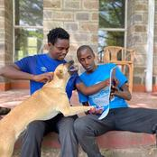 Netizens React To Propesa Post Of Today's Man United Game Prediction According To Its Dog 'Bosko'