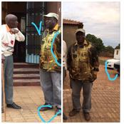 Msanzi notices something strange after Tito posts this picture.
