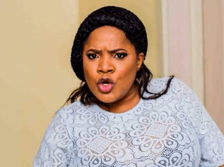 Actress Toyin Abraham rejoices after she survived an unfortunate Incident with her crew