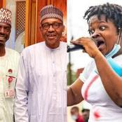 After Rinu Said Most People Called 'Bashir' Don't Have Sense, See What Buhari's Aide Did Online