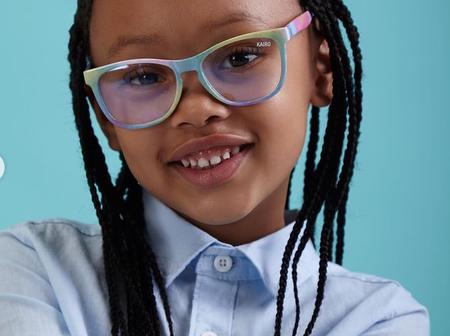 In Pics - Kairo Forbes collaborates with mom DJ Zinhle for her own sunglasses range