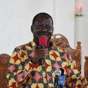 Raila Odinga Tells Kenyans Why They Want to Change The Constitution
