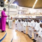These Are Top NDC Members Who are Registered Members of Bishop Agyinasare's Perez Dome. PICS