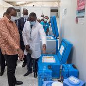 Quit Spreading Fake News on Vaccination, Uhuru Tells Kenyans