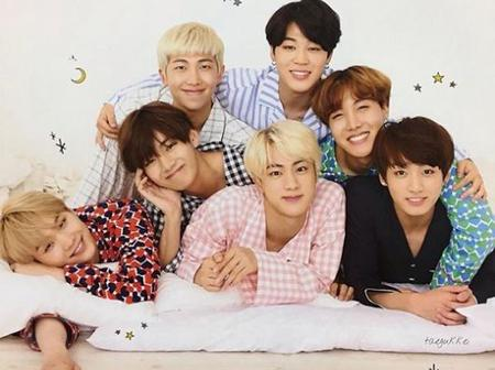 Adorable Pictures Of BTS (South Korean Band)