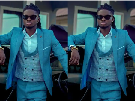 Ghanaian Singer, Kuami Eugene Reveals When He Is Getting Married As He Turns A Year Older