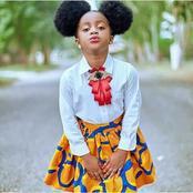 6 Beautiful Ankara styles for Girls on weekend