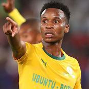 Themba Zwane Crowned PSL Player Of The Season