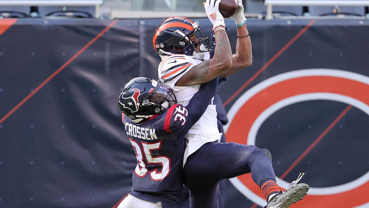 Allen Robinson Comments On Possibility Of Getting Franchise Tagged.