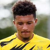Manchester United suffer fresh Sancho setback after latest Dortmund statement