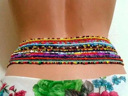 Four Reasons Why Ladies Wear Waist Beads