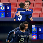 UCL: Man Of The Match Award Winners After Chelsea And PSG Qualified For The Semi Final(Match Info)