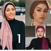 Muslimahs, Check Out These Stylish Ways To Tie Your Scarf Into A Turban
