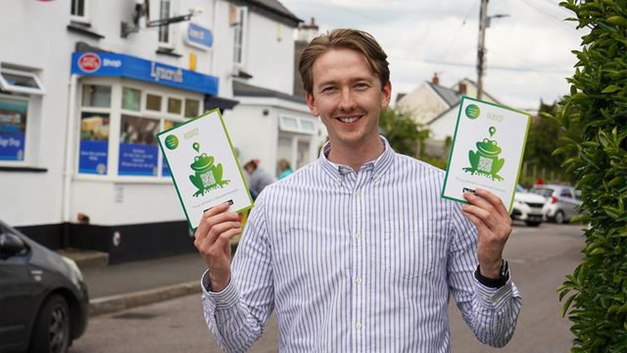HubHop - New shopping app for independent shops in North Devon