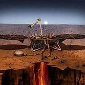NASA's Insight lander has now successfully made it beneath Martian surface