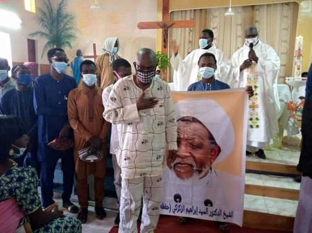 After more than 50 Nigerian Shiites were doing this in a Catholic Church in Niamey, See reactions