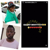 Singer Barry Jhay Breaks Silence On The Death Of His Record Label Boss, Kashy, After Their Feud