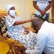 11 Times Dr. Bawumia Bowed to People to Show Humility
