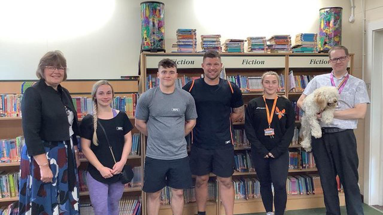 Gym owner helps Skegness pupils stay strong and safe against cyber bullying