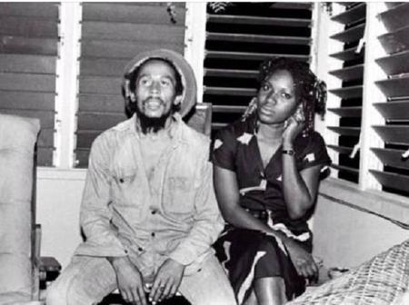 Histoire d'amour : Pascaline, la fille d'Omar Bongo et Bob Marley ont eu une relation amoureuse