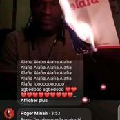 Togo : le rappeur Yayoo brûle la Bible dans un direct sur Facebook