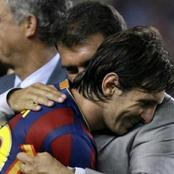 Barca president reveals message from Messi