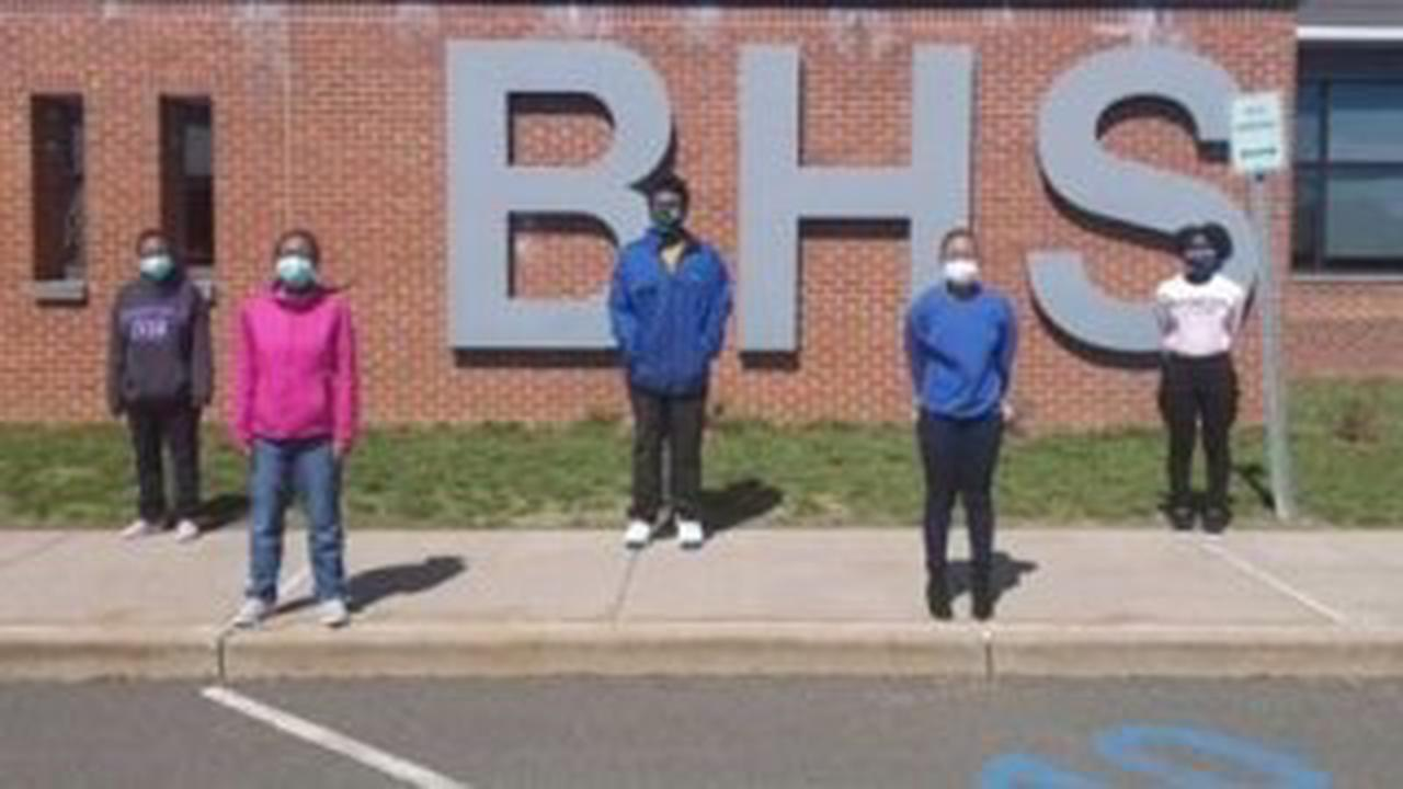 Bloomfield High School Students Win Big in Global Stem Competition