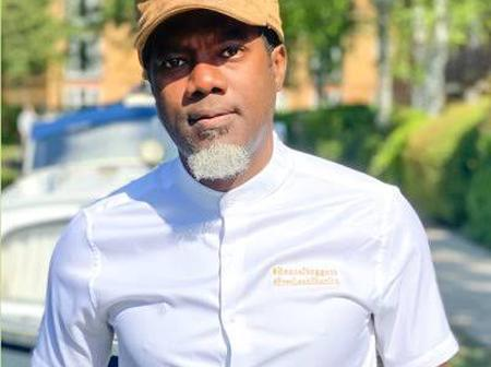 Hours after Buhari left Nigeria for Medical check up, see what Reno Omokri said that sparks Reaction