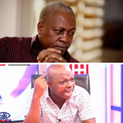 Mahama Must Think Straight On What He Is Trying To Bring Up- Abronye DC Fumes