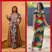 Look Like A Celebrity In These Fabulous Ankara Styles