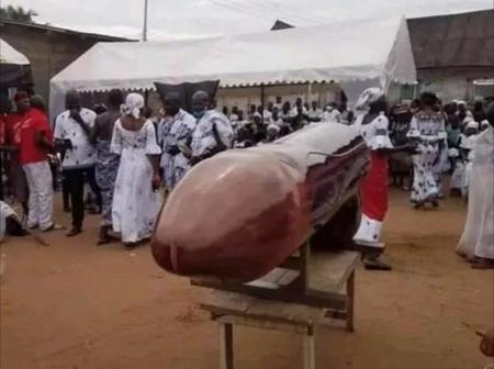 Will You Allow This Coffins To Be Used To Bury Your Father Or Mother. If Not Why?