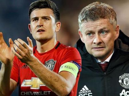 Man United in pole position to sign €35m centre-back to partner Harry Maguire