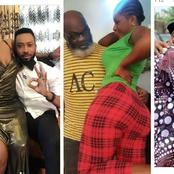 15 Photos Of Destiny Etiko With Different Male Actors, She's So Lovely