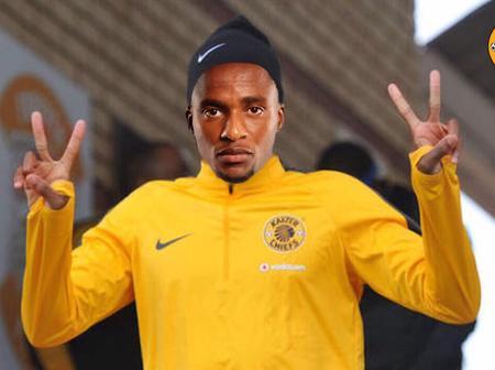 Kaizer Chiefs Sign Thembinkosi Lorch
