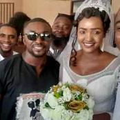 Check Out What A Man Wore On His Wedding Day That Stirred Reactions Online