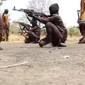 Boko Haram: New Generation of Fighters Undergoing Training (Photos)