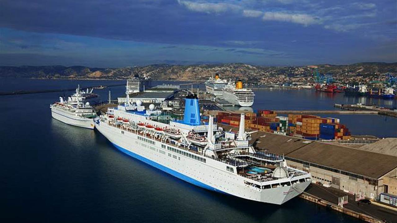 A Marseille la saison touristique respire enfin!