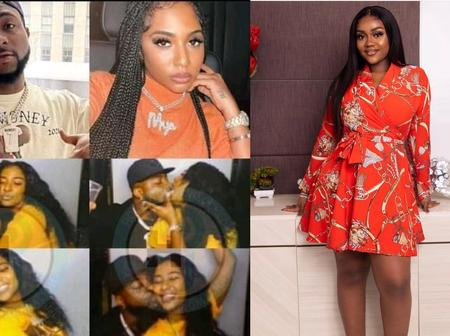 Hours After Davido Was Spotted Kissing Side Chick, See What Chioma Did On Instagram