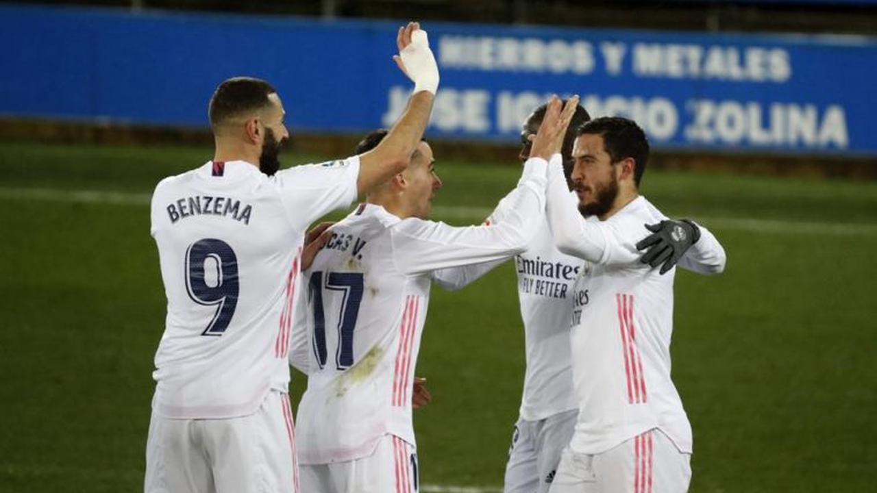 Summary of Real Madrid's victory against Alava in the League – Latest News, Breaking News, Top News Headlines