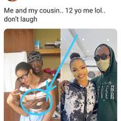 See the throwback picture Nengi shared that caused reactions