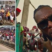 Lekki Killings: Why the Whole Government Must Step down-Burna Boy