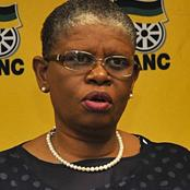 Here is the List of ANC members must step down and see why they should resign