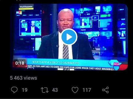 A Video of General Bantu Holomisa that has Got Many People Talking On Social Media