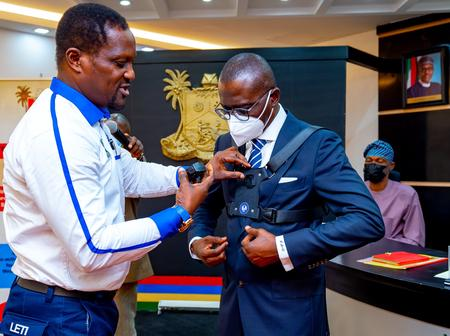 LASTMA, KAI, Others To Start Using Body Cameras In Lagos Like Their Foreign Counterparts