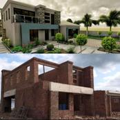 3D Version Versus Real Life Work, Are The Builder's Getting It