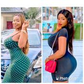 See Beautiful Pictures Of This Curvy Akwa Ibom Lady